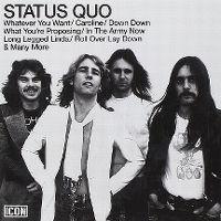 Cover Status Quo - Icon [2012]
